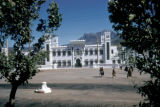 Tétouan, railroad station