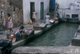 Taxco de Alarcón, women doing laundry