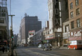 Saint Louis, street scene near Fox Theater