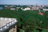 Madison, view of city from University of Wisconsin