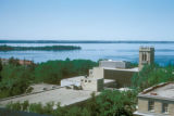Madison, view of Lake Mendota at University of Wisconsin