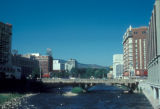 Reno, view of Truckee River