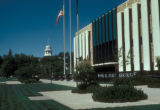 Carson City, view of Capitol and Nevada State Assembly