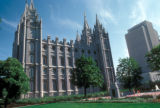 Salt Lake City, Mormon Temple Square