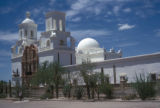 Tucson, San Xavier del Bac Mission church
