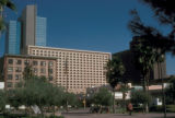Phoenix, central business district