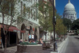 Madison, State Street with view of Capitol