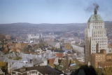 Quebec City, panoramic view of city