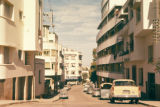 Rabat, view down side street