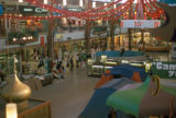 Quebec City, interior of Place Laurier shopping center