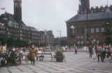 Copenhagen, City Hall square