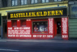 Copenhagen, pornography shop