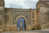Meknès, city gate