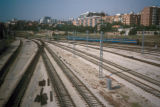 Madrid, Approach to Chamartin Railway Station