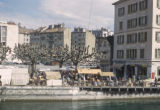 Geneva, waterfront market