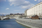 Geneva, hotel next to the Rhone River