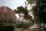 Madrid, apartment housing