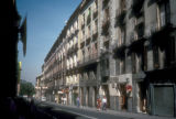 Madrid, view of Calle Mayor