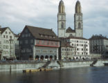 Zürich, Grossmünster Cathedral