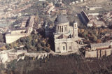 Esztergom, panoramic view of cathedral