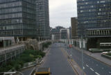 London, view of London Wall Barbican Estate