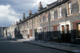 London, row houses