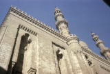 Cairo, view of minarets on mosque