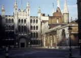 London, Guildhall (historical city hall)