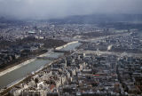 Paris, view of Seine river