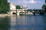 Paris, Saint Michele bridge