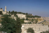 Jerusalem, Mount Zion with Dormition Abbey