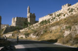 Jerusalem, view of Citadel Fortress
