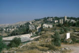 Jerusalem, view of  Abu Tur neighborhood