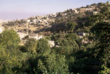 Jerusalem, view of Silwan neighborhood