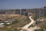 Jerusalem, view of apartments in Kiryat Hayovel neighborhood