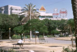Tel Aviv, view of Dizengoff Square
