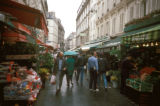 Paris, outdoor market
