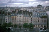 Paris, view of city