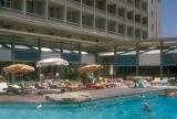 Tel Aviv, hotel swimming pool