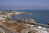 Haifa, view of harbor