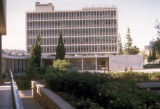 Jerusalem, administration building at Hebrew University
