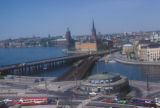 Stockholm, city view