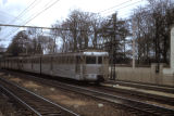 Paris, interurban train