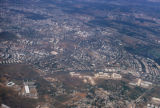 Tel Aviv, view from aircraft