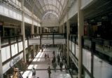 Paris, shopping mall