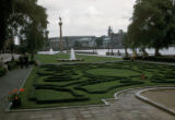 Stockholm, City Hall garden