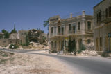 Jerusalem, dilapidated buildings
