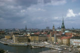 Stockholm, view of Old City