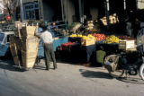 Tehran, fruit market