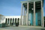 Shiraz, main entrance of Tomb of Saadi